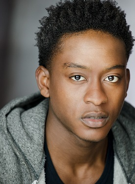 KoJo Asiedu - Theatrical Headshot